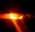 Eclipse de soleil du 4 janvier 2011