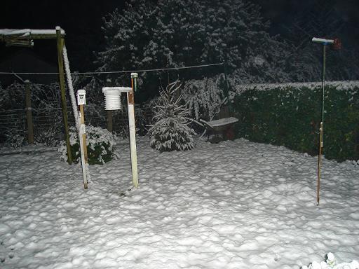 neige 4 mars 6h45