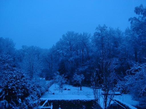 neige 4 mars 7h00
